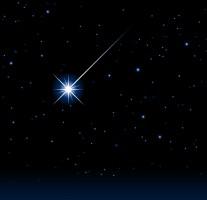 今夜はこと座流星群がピークです。