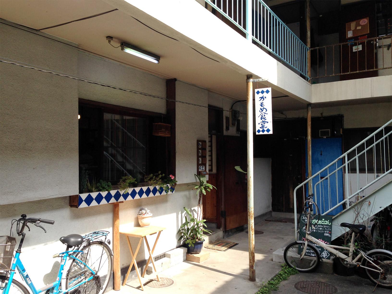 福岡市南区のあさだ荘の1F