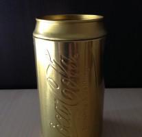 ゴールド ハッピー缶