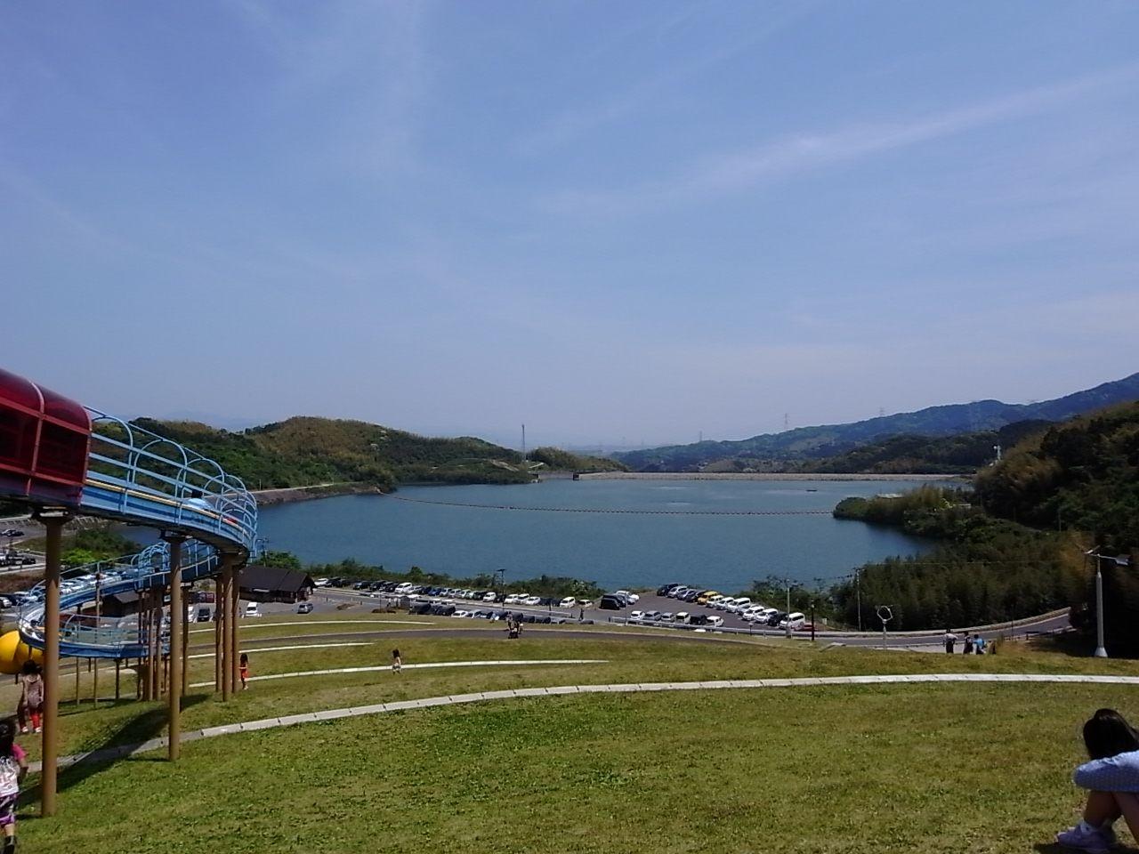 福岡の筑紫野市総合公園3