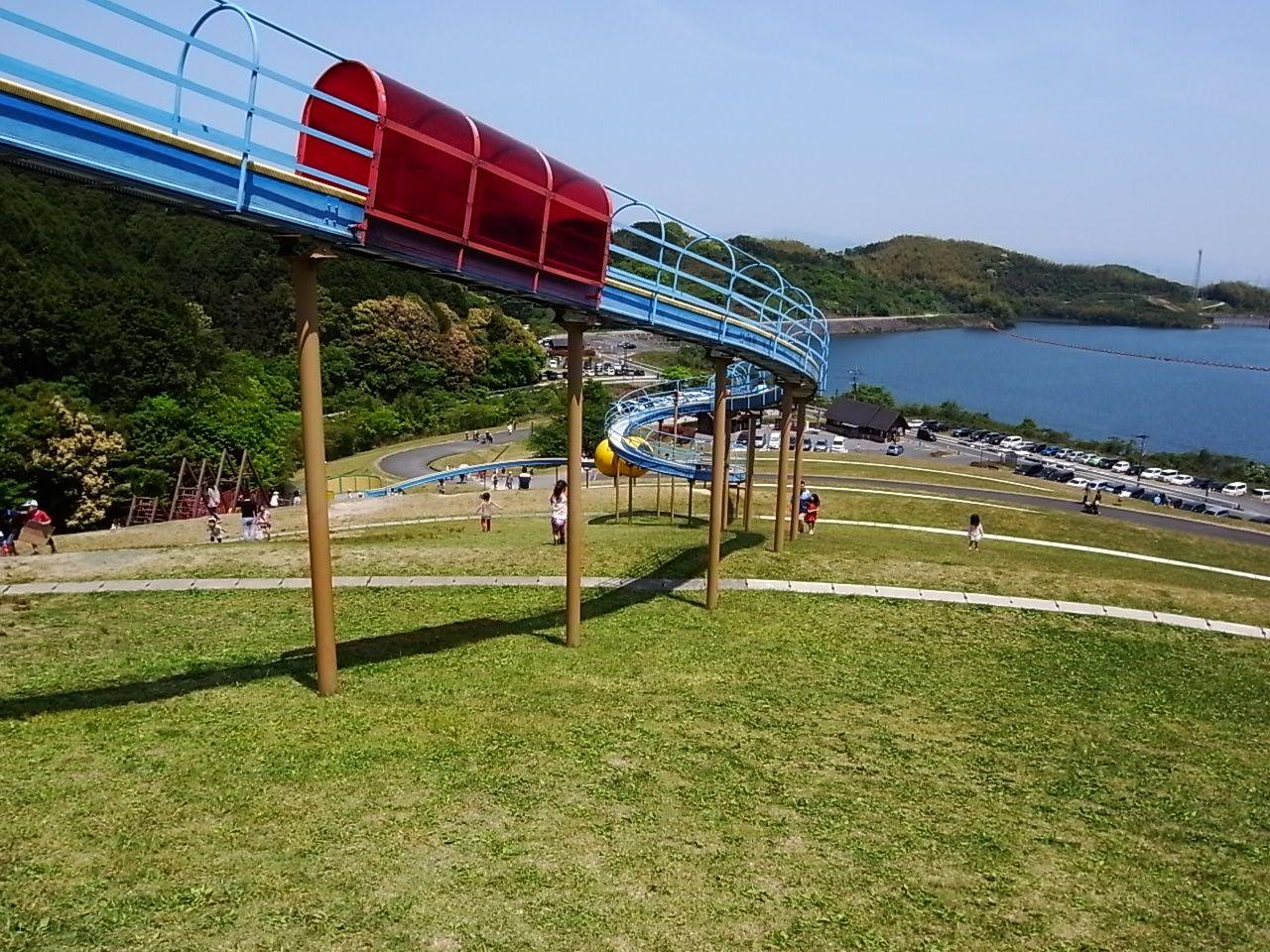 福岡の筑紫野市総合公園4