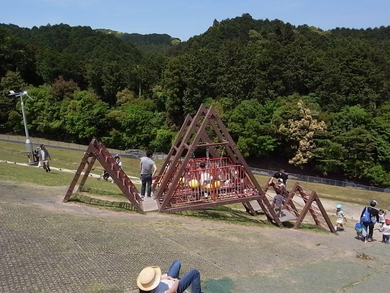 福岡の筑紫野市総合公園5