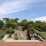 息子にせがまれて福岡市南区の桧原運動公園に行ってきました。