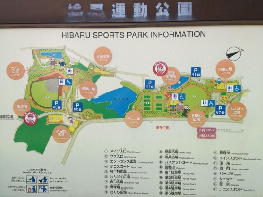 桧原運動公園11