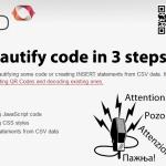 cssとJavaScriptを圧縮してスピードアップ