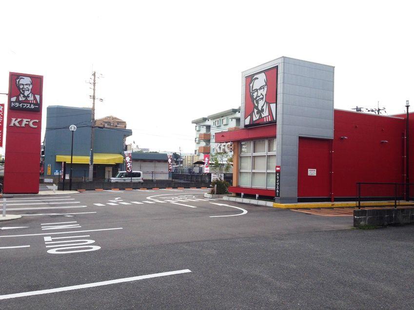 駐車場付き店舗