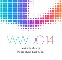 AppleのWWDC 2014開催