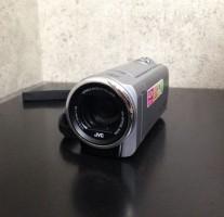 ビクターのビデオカメラを購入しました。