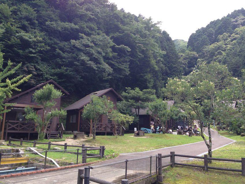 グリーンピア那珂川キャンプ村