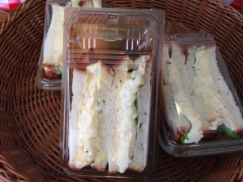 米粉パン工房舞福サンドイッチ