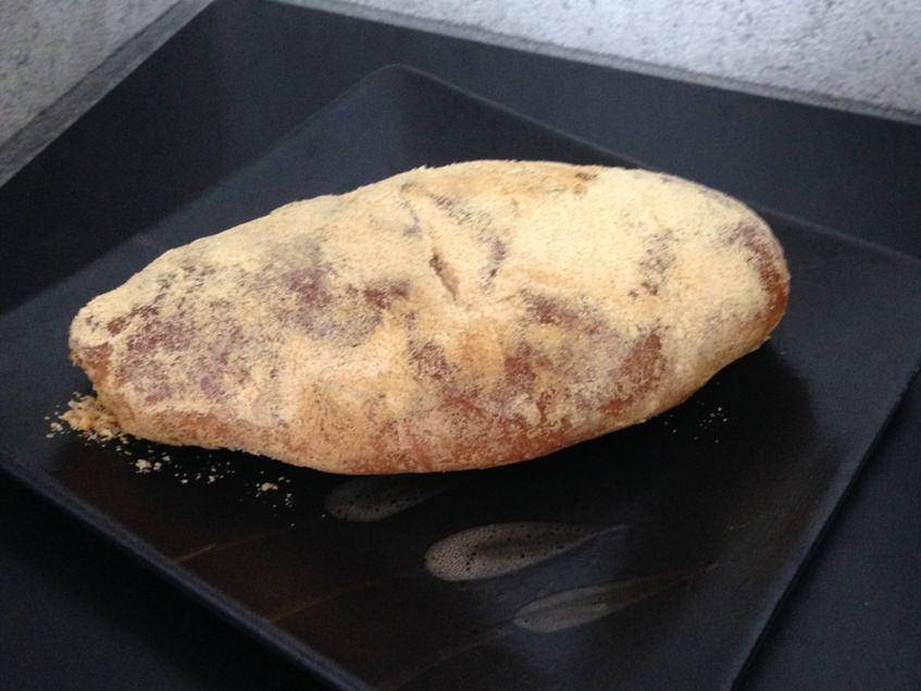 米粉パン工房舞福きなこ揚げパン