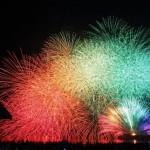 第355回筑後川花火大会に行ってきました。