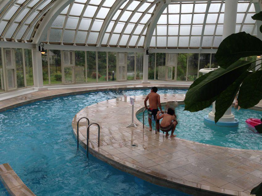 水の王国スパ&リゾートプール