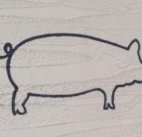 博多南の人気店【豚ステーキ 十一(といち)】でランチ