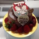 誕生日ケーキなら那珂川町にある『パティスリー ラ・フェーヴ』のキャラデコがオススメ!