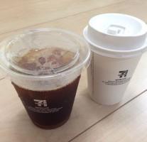 セブンカフェが九州地区先行でリニューアル。豆を磨いて雑味がなく後味がスッキリ!