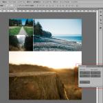 複数の画像をギャラリーパネル風にまとめてくれるPhotoshopプラグイン 『Tych Panel』