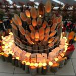 「竹の里フェスタ2014 in 那珂川」と「裂田溝ライトアップ」が行われます。