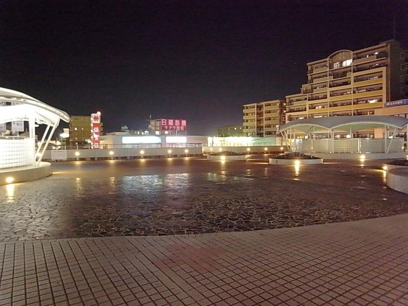 JR博多南駅前公園