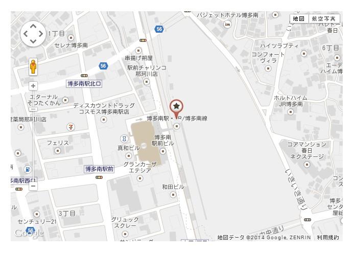 Googleマップカスタマイズ
