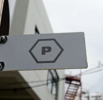 福岡市内のコインパーキングにタダで駐車できました。