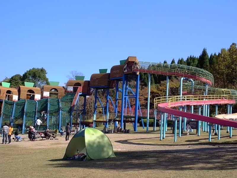 夜須高原記念の森ヤスゴン