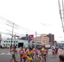福岡国際マラソンを見て猫ひろし選手の凄さを実感。
