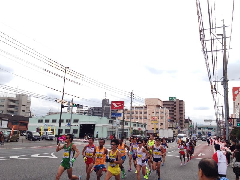 福岡国際マラソン2014
