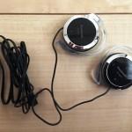 【Panasonic クリップヘッドホン RP-HZ47-K】耳掛け式のヘッドホンを購入しました。