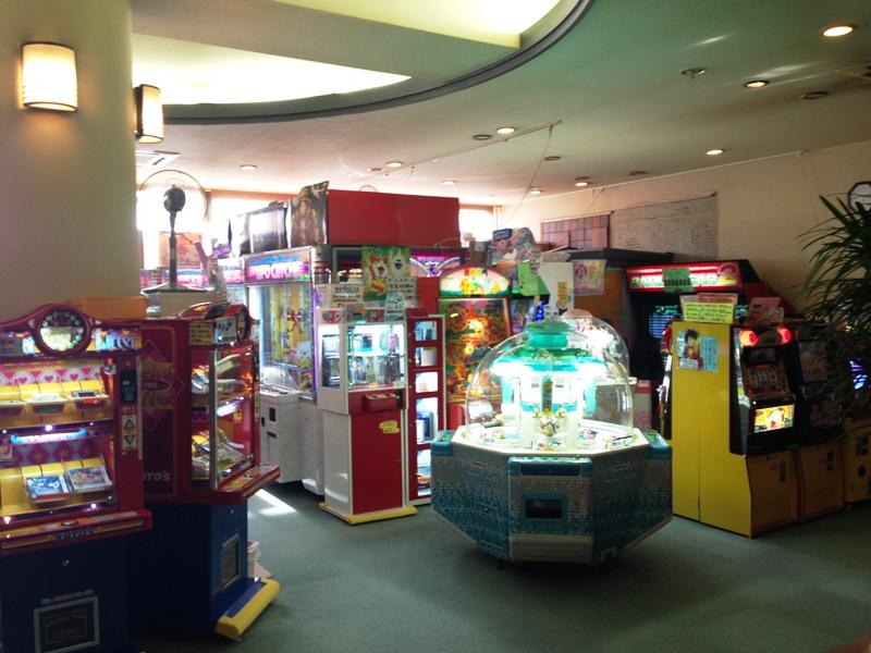 久山温泉ゲームコーナー