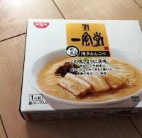 この味、まさに店味。「セブンゴールド 一風堂 白丸元味 博多とんこつ 箱型」を食べてみました。