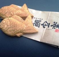 たい焼きと言えば、博多で45年以上の歴史を持つ「鯛宝楽」!