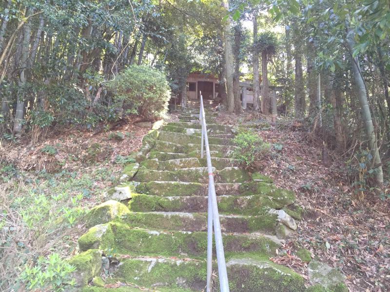 戸板山神社