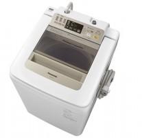 パナソニックの全自動洗濯機NA-FA80H1に買い替えました。