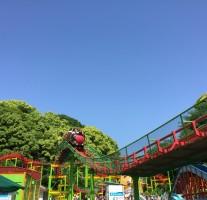 【こどもの日】だざいふ遊園地の「バリとく11」を3時間で消化