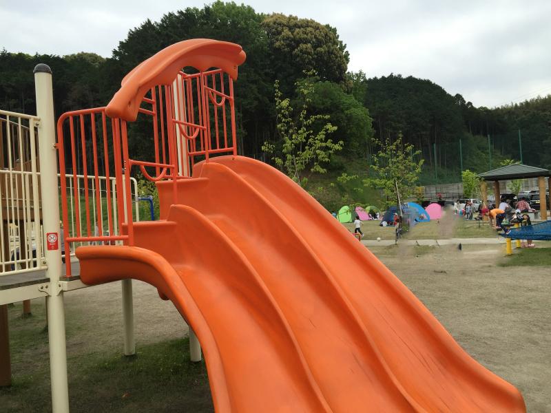 上原田公園遊具