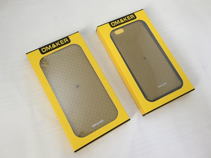Omaker iPhone6 TPU1