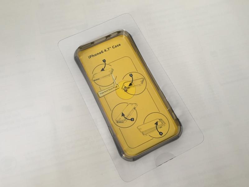 Omaker iPhone6 TPU3