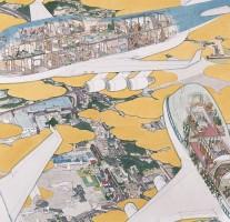 【情熱大陸】画家の山口晃さんを見て、これは妻に見せねばと。