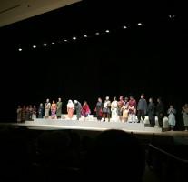 劇団ミリカ夢e-studio「岩門城主 原田次郎種直~花若、父を偲んで鎌倉へ上るの段~」を観てきました。