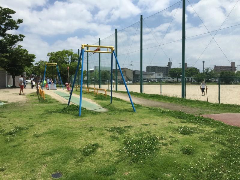 仲畑中央公園の写真