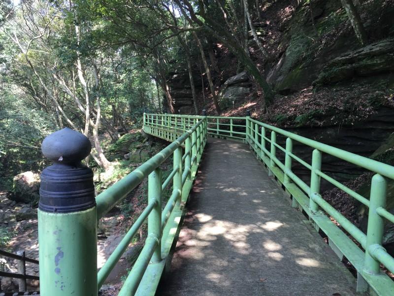 自然遊歩道