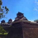 「行ってよかった!日本の城ランキング」で3年連続1位の熊本城は大混雑。