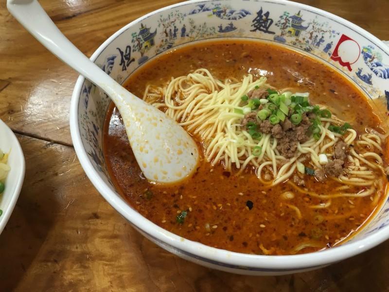 タンタン麺