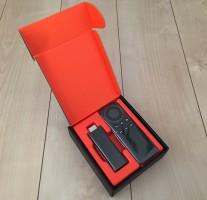 予約注文していたAmazonのFire TV Stickが届きました。これいいよ!