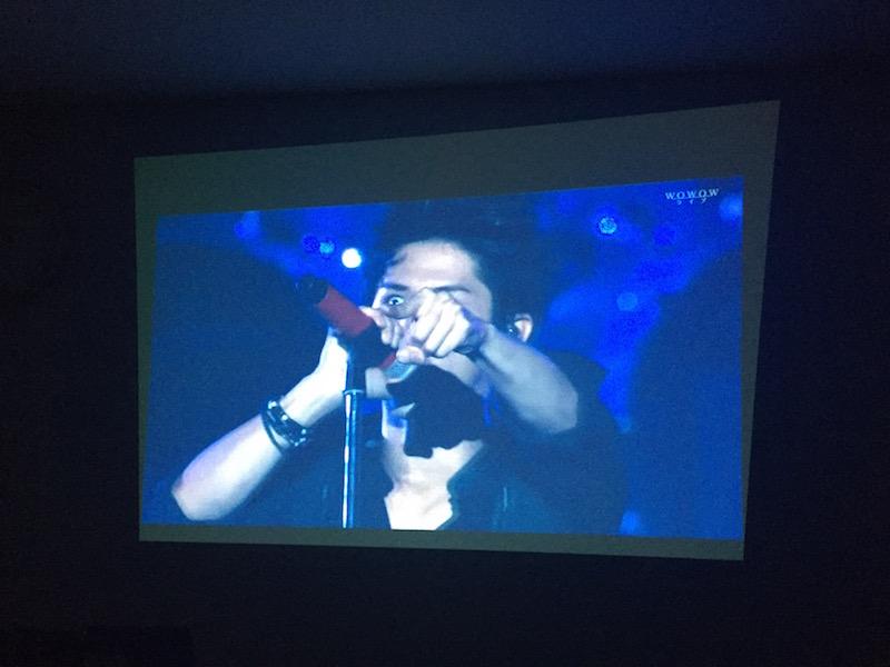 ONE OK ROCKのlive映像