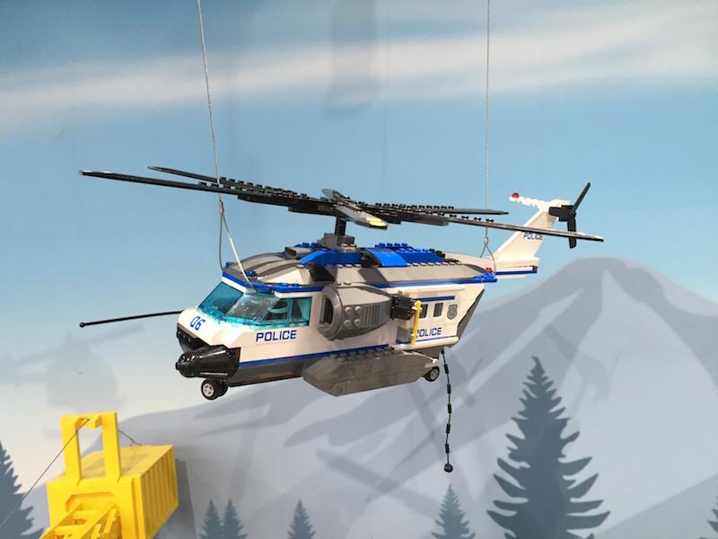 レゴのヘリコプター