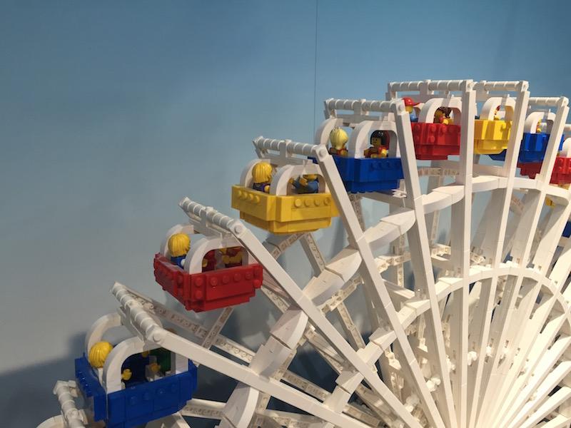 レゴの観覧車