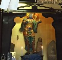 2016年毘沙門天大祭は12月21日。別所大山住神社@那珂川町