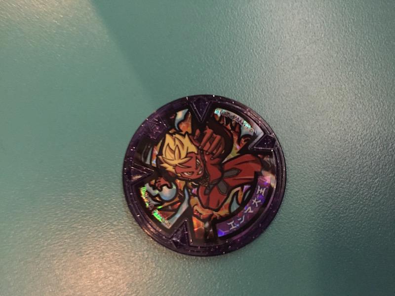 「エンマ大王メダル」